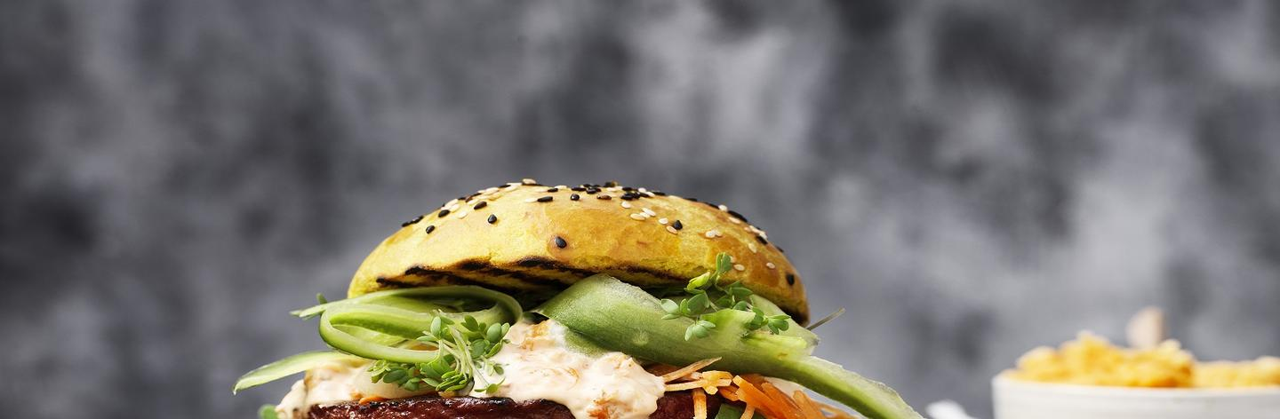 Garden Gourmet lance son Incredible Burger